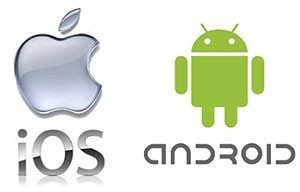 iOS en Android
