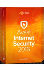 Internet beveiliging Avast
