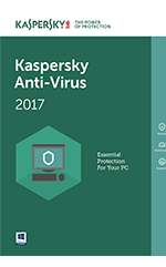 Anti-virus kaspersky