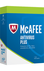 antivirus van mcafee