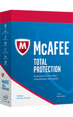total protection pakket mcafee
