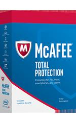 total protection pakket mcafee