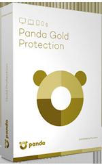 Gold Protection Panda