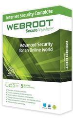 Beste webroot pakket