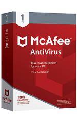 virusscanner mcafee