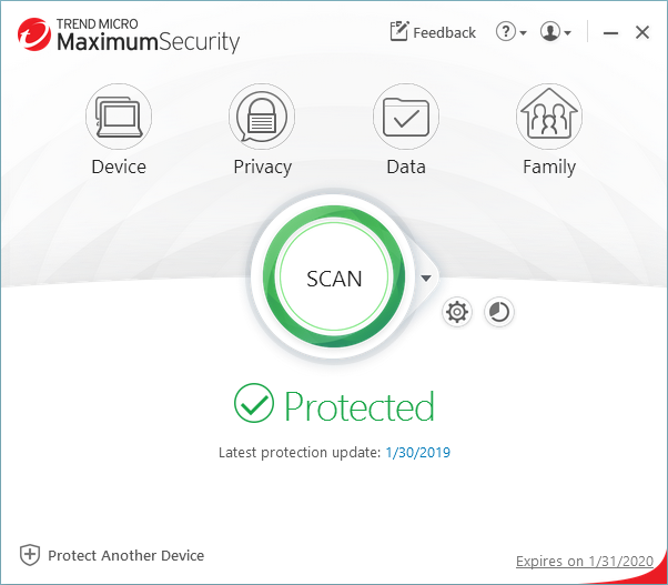 trend micro protection